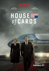 Poster House of Cards 3