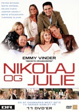 Cover Nikolaj og Julie